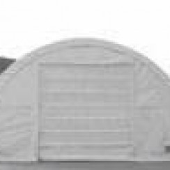 30'W x 40'L x 15'H Heavy Commercial Rounded